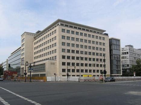 deutsche bundes bank deutsche bundesbank berlin charlottenburg structurae