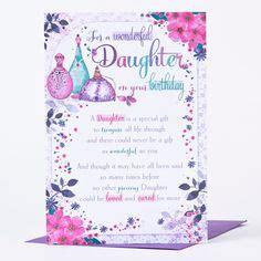 printable birthday cards for daughter birthday cards for daughters birthday daughter ideas