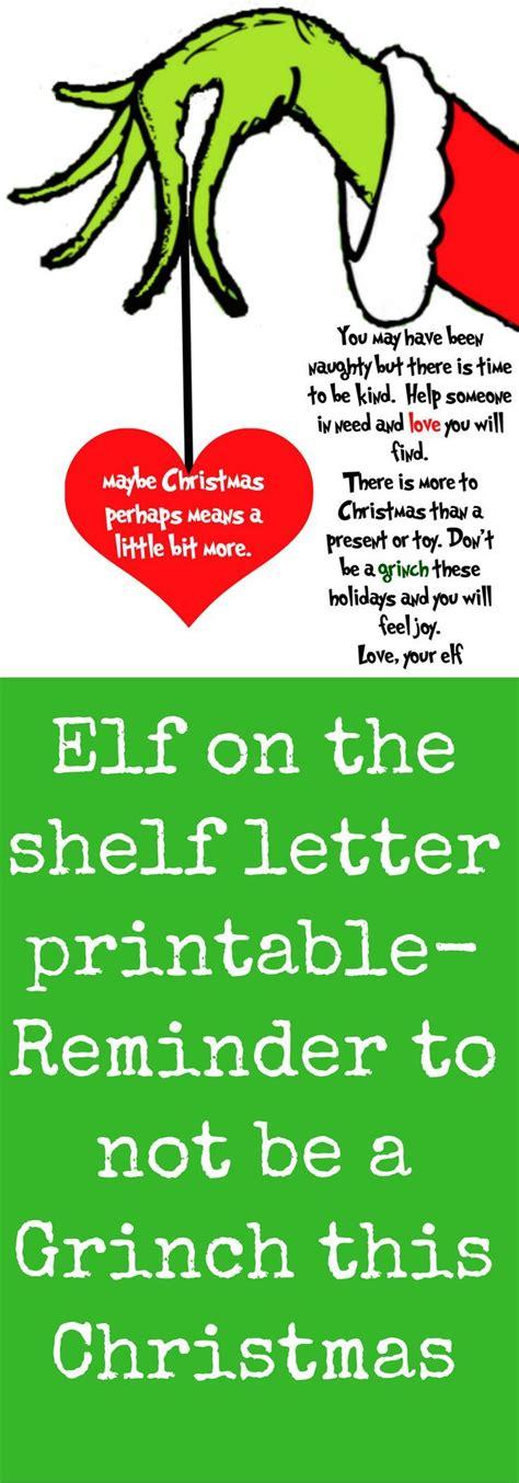 letter from your elf on the shelf free printable best 25 elf on shelf letter ideas on pinterest elf