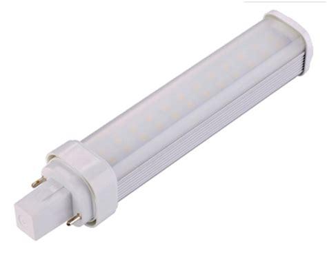 lade led e27 philips lade pl c led led pl c l g24 11w 135 graden matglas