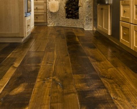 Distressed Hardwood Flooring In Kitchens - 25 best ideas about distressed wood floors on