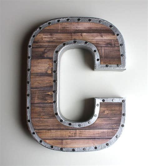metal letters best 20 metal letters ideas on rustic nursery