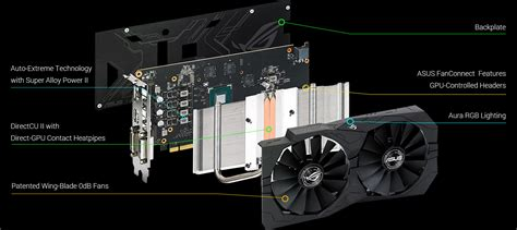 Mahal Asus Rog Strix Gtx 1050 Ti Gaming Oc rog strix gtx1050ti o4g gaming graphics cards asus usa