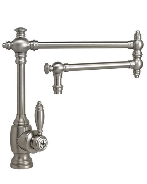 Articulated Faucet by Waterstone Faucets Towson Kitchen Faucet 18 Quot Articulated