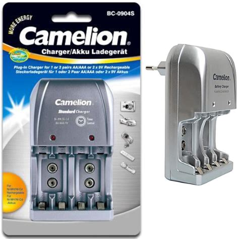 Charger Camelion Bc 0904s 4h21ardb 1 φορτιστής μπαταριών ni mh aa aaa 9v bc 0904s camelion μπαταρίες φακοί φορτιστές φορτιστές
