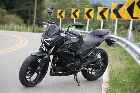 Motor Z250 Kawasaki Z250 Top Speed Performance Test