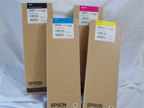 Tinta Printer F1 Ink Epson Seri T Original Photo Magenta 100ml wujud unggul tinta epson t689x epson surecolor s series original ink