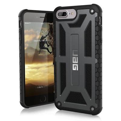 iphone   uag monarch series case graphite