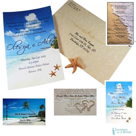 newspaper theme invitation beach theme paper invitations