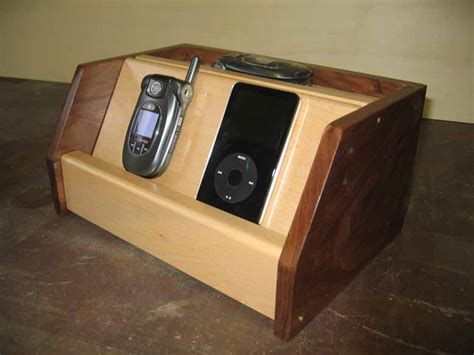 charging station plans for woodworking wooden cell phone charging station plans how to build