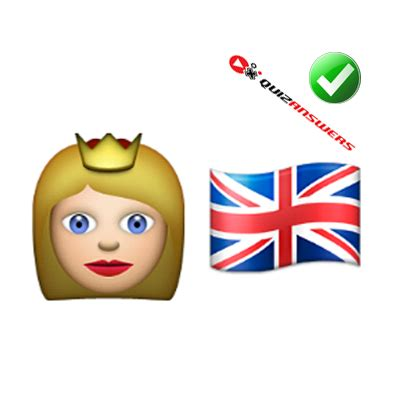 film queen emoji england flag and queen emoji meaning