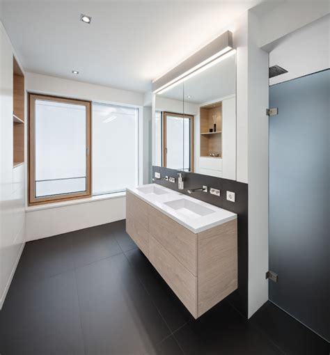 haus planen haus r modern bathroom munich by be planen