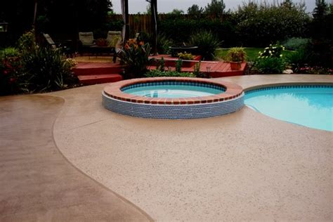photo gallery concrete pool decks rancho cucamonga ca the concrete network