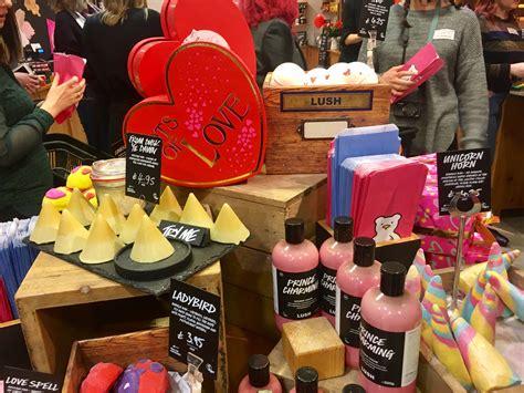 lush exeter valentines day blogger event  la blog beaute