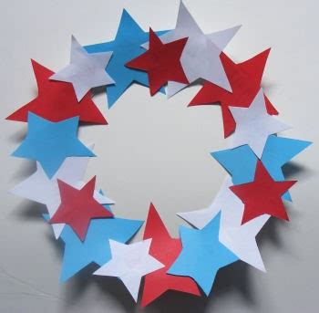 stars craft children craft ideas to do with the for the fourth of july cherishables