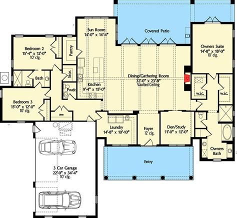 25 best ideas about southern house plans on