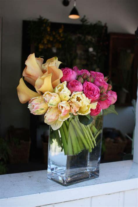 wedding wednesday tulips tulips flirty fleurs