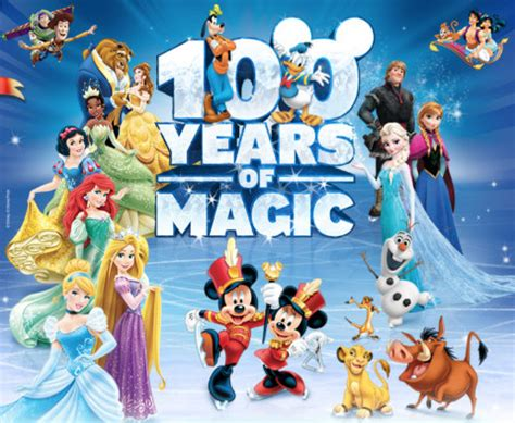 Family Disney On Ice100 Years Of Magic by A And The Magic