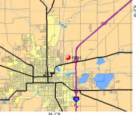 Lima Ohio Map by 45801 Zip Code Lima Ohio Profile Homes Apartments