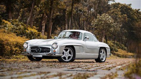 mercedes benz classic wallpaper hd mercedes benz 300 sl old hd cars 4k wallpapers images