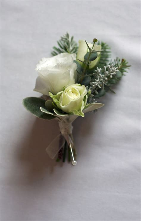 Handmade Corsage And Boutonniere - decor ideas diy boutonnieres link boutonnier2 diy