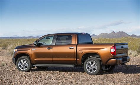 2014 Toyota Tundra Mpg 2014 Toyota Tundra 1794 Edition Review Price Specs