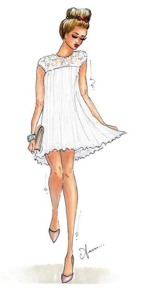 Blus Karmila Peplum camilla lund lund sentuti glamgerous illustrator