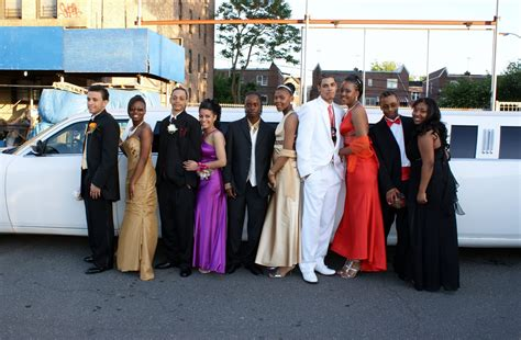 Prom Limousine by Proud Member Of