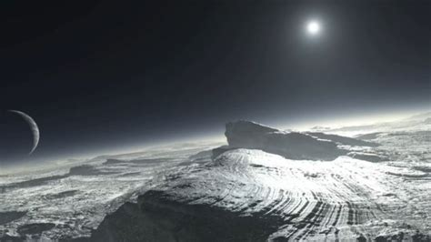 The View From Pluto by The Outer Limits Shows What The Sun