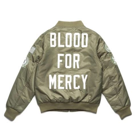 Jaket Sweater Hoodie Blood For Mercy Yellow Claw 3 1 yellow claw blood for mercy green bomber daily paper size m patta parra 357487 from wouter