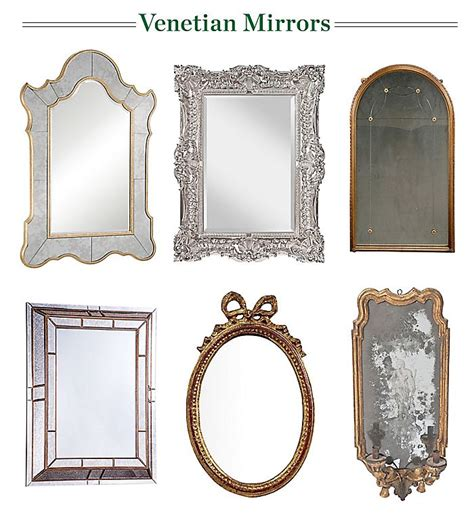 venetian chic classics 1614285381 classic venetian style mirrors guide to furniture venetian and kings lane