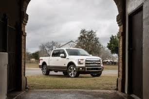 2015 ford f 150 expedition duty king ranch debut