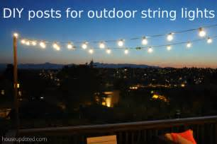 how to hang string lights how to build a diy industrial coffee table for only 75 24