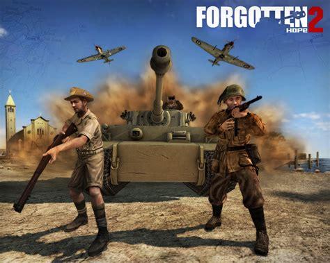 forgotten hope  image battlefield mod developers mod db