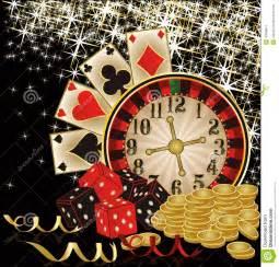 merry christmas casino wallpaper stock image image 47508677