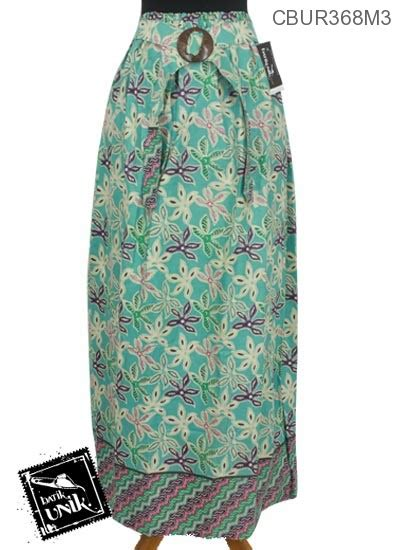 Rok Batok 39 rok batik motif warna warni bunga bawahan rok murah batikunik