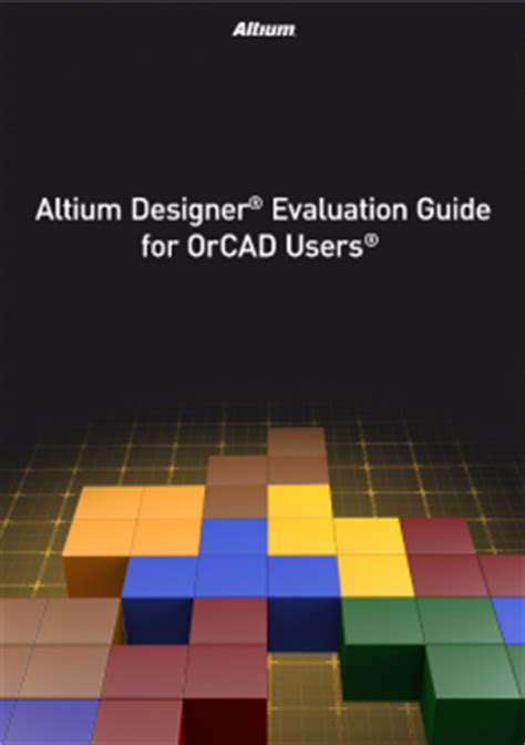 orcad layout user guide pcb design white papers resources best practices altium