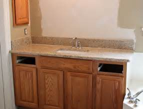 oak vanity cabinets for bathrooms ornamental granite bathroom vanities in georgetown
