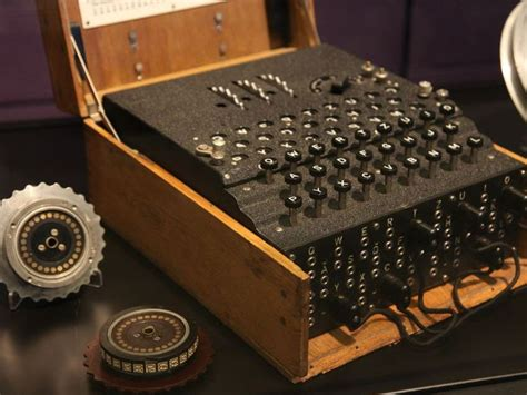 Beschriftung Maschine by The Enigma Machine By Eli17 Teaching Resources Tes