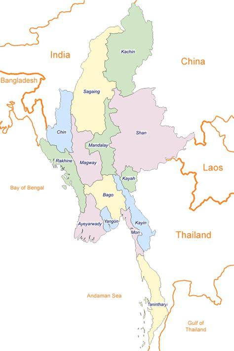 myanmar map png myanmar map my