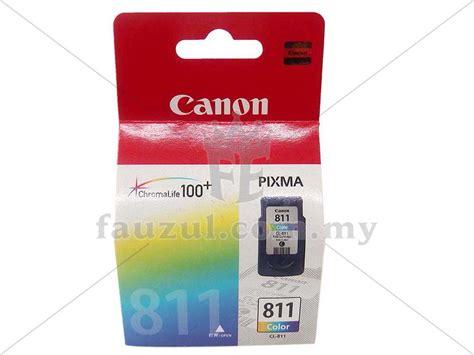 Tinta Printer Canon Cl 811 canon cl 811 fauzul enterprise