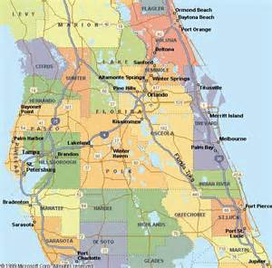 central florida cities map irrigation and drainage coverage area orlando sprinklers