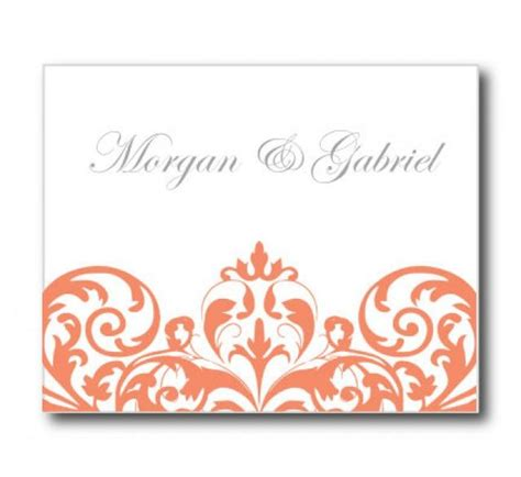 Https Apracticalwedding Wedding Thank You Card Wording Template by Wedding Thank You Card Template Instant