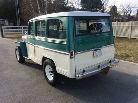 jeep wagon for sale 1963 willys jeep station wagon for sale