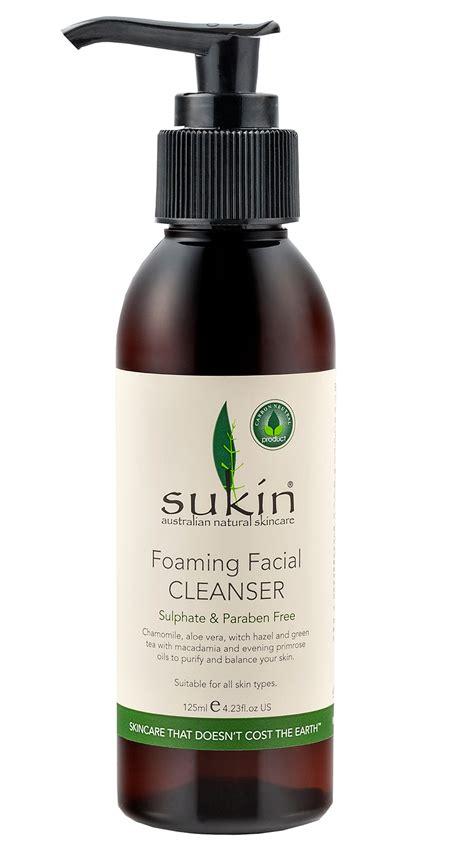 Sukin Cleanser Cleansing Milk 125ml skin friendly washes