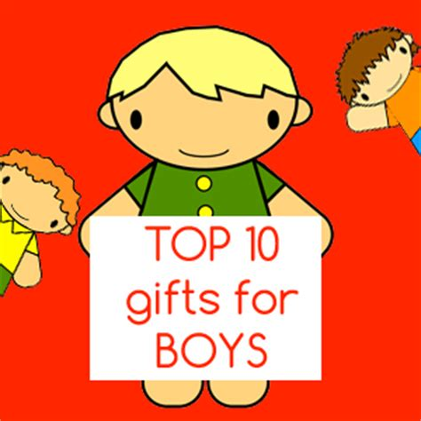 Top Gifts For Boys - jojoebi designs top 10 gifts for boys