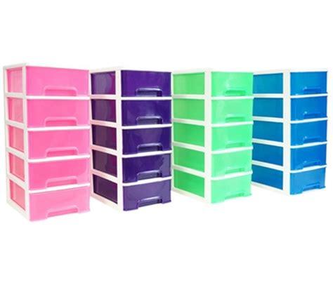 Desktop Plastic Organizer 5 drawer desktop organizer