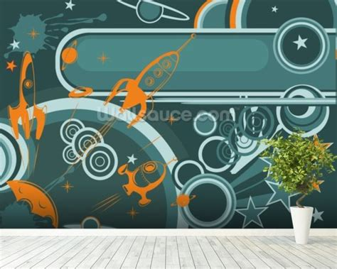 abstract wallpaper mural space abstract wallpaper wall mural wallsauce