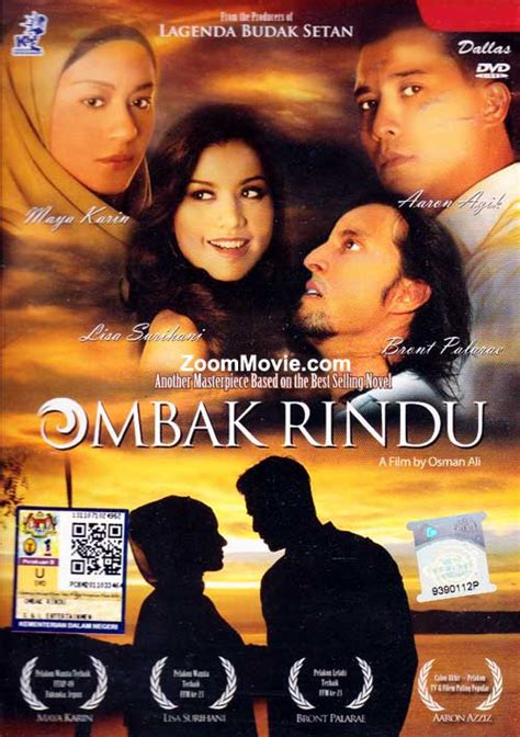 film ombak 1 ombak rindu dvd malay movie 2011 cast by aaron aziz