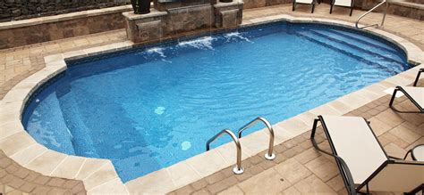 images of pools vinyl lined swimming pool styles and designs easy living